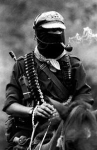 Subcommandante Marcos, EZLN