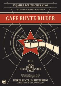 Cafe Bunte Bilder